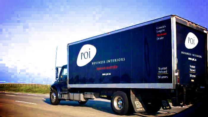 POI Truck