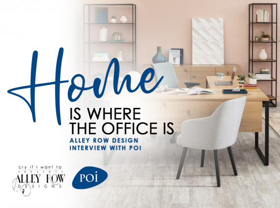 Whats New Section Graphic – Home is where the office is